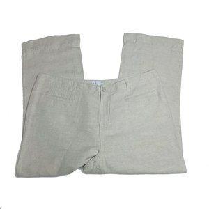Calvin Klein Jeans Womens Size 14 Capri Cropped